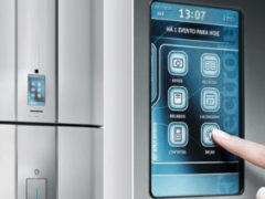 Электроника холодильника