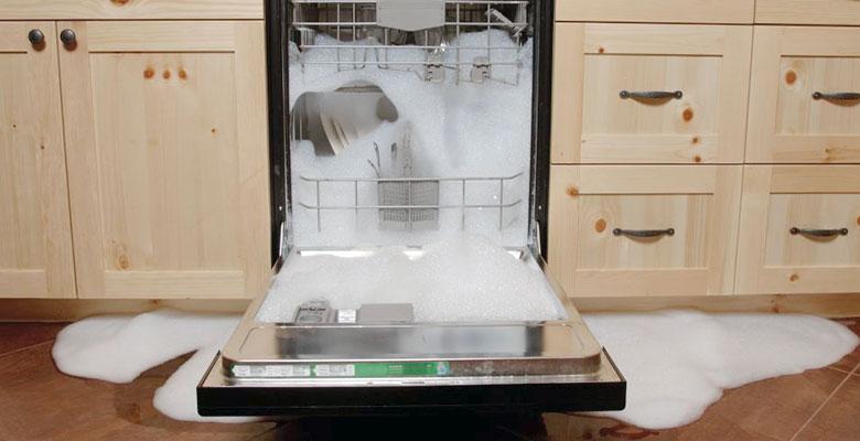 Течёт посудомоечная машина