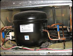 Мотор компрессора