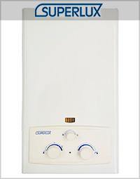 Газовый водонагреватель Superlux