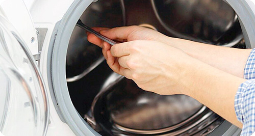 Не крутит барабан стиральная машина Miele