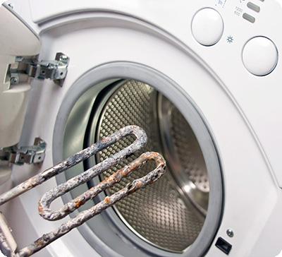 Не нагревает воду стиральная машина Miele