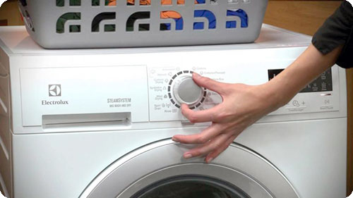 Не включается стиральная машина Electrolux