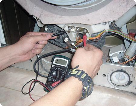 Не нагревается вода в стиральной машине Siemens