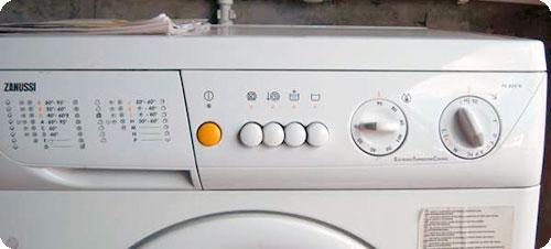 Выбивает пробки при работе стиральной машины Zanussi