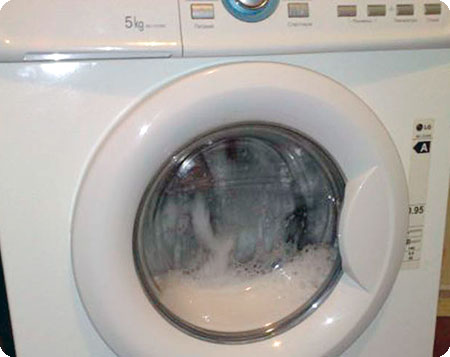 Не сливает воду стиральная машина Candy