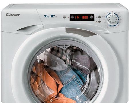 Долго стирает стиральная машина Candy